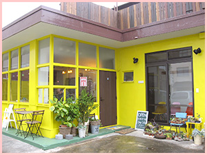ショップ、カフェ、レンタルスペースkawaguchiya